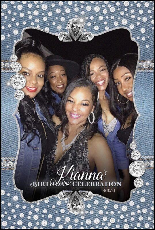 Kianna's Birthday Photo Booth 360 Los Angeles Photo Booth rental for birthday parties in Los Angeles California