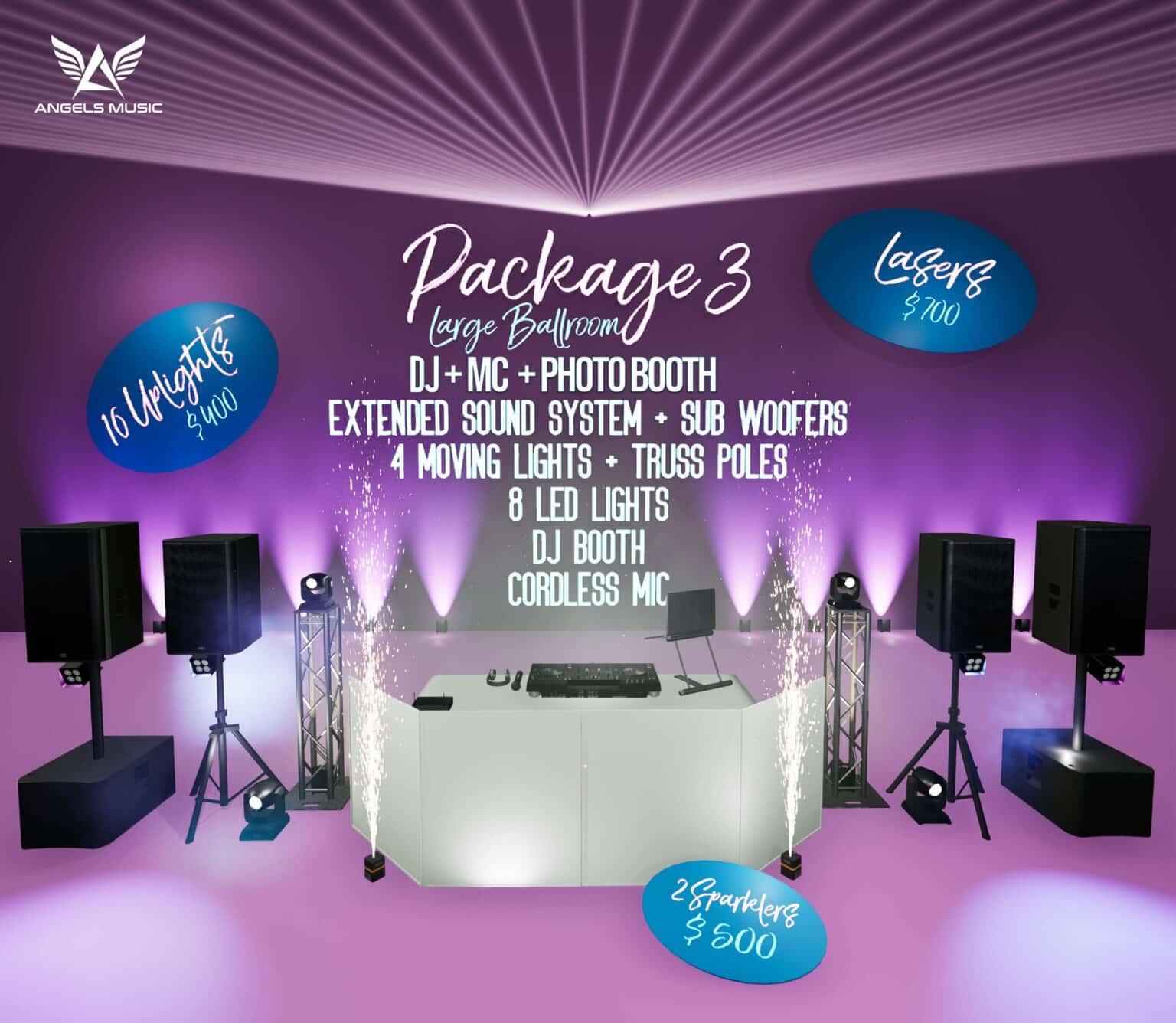 Party DJ Package, DJ Prices, wedding dj package, birthday dj package, bar mitzvah dj package, wedding dj price,