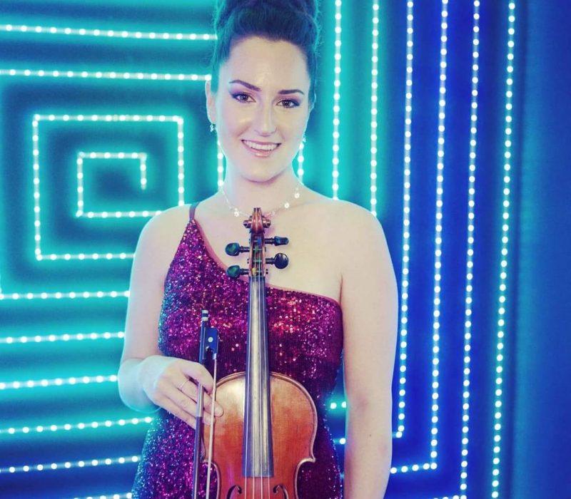 Violin Player Los Angeles