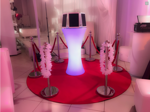 Angels Music DJs MCs Photo Booths Multi booth 360 By Angels Music DJs for any event in Los Angeles area